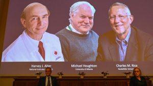 Premio Nobel de Medicina, a quienes descubrieron el virus de la Hepatitis C