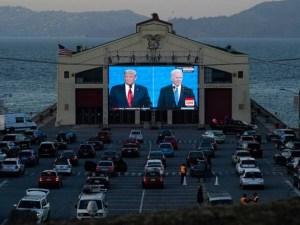 Trump canta victoria al inicio de la jornada electoral