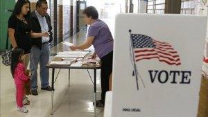 Clave el voto latino para definir al triunfador en Estados Unidos