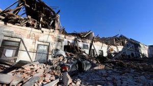 Fuerte sismo sacude Croacia