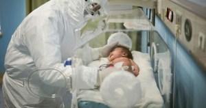 Nacen en Toluca 69 niños con Covid-19