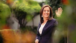 Margarita Zavala buscará diputación federal por el PAN