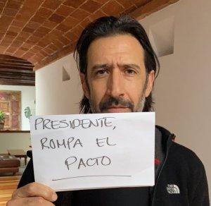 Lanzan campaña en redes sociales en protesta por candidatura de Félix Salgado Macedonio