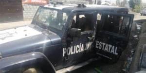 Ataque a policías en Edomex, fue por operativo contra «La Familia Michoacana»