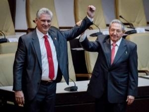 Díaz Canel toma el control de Cuba
