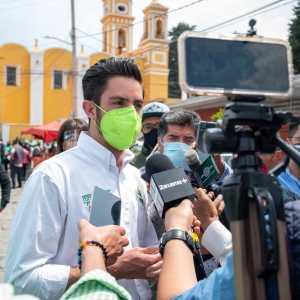 Va PVEM por mayor equidad en Congreso mexiquense