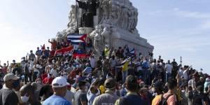 Confirma gobierno cubano un muerto por protestas