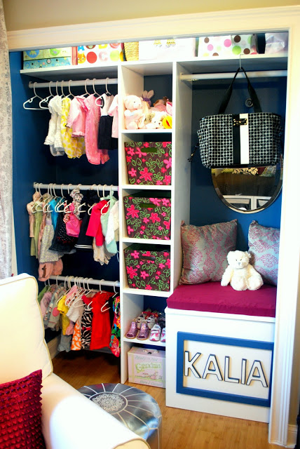30 increibles ideas de closets para nios y nias