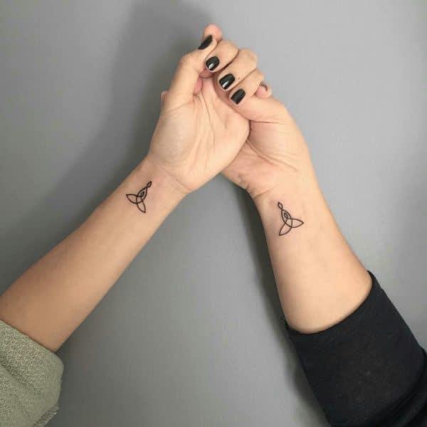 47 Mejores Tatuajes Para Parejas Para Quedar Unidos Por Siempre