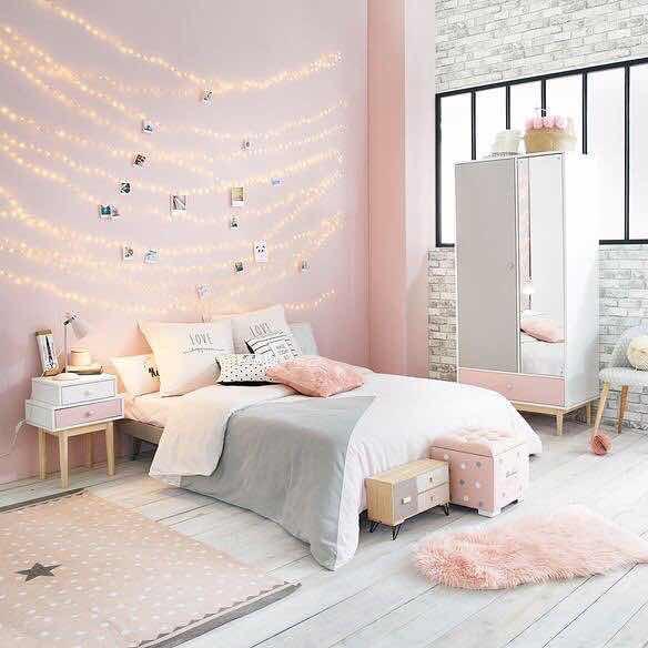 25 Ideas de habitaciones para chicas adolescentes