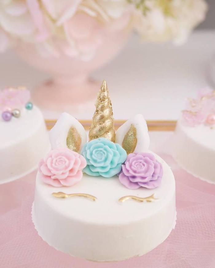 30 Fantsticos Cupcakes de Unicornio super Fciles de Hacer