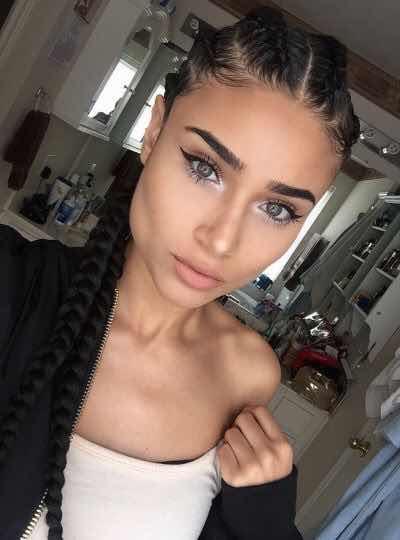 19 Peinados para Chicas con Cabello Largo que te van a