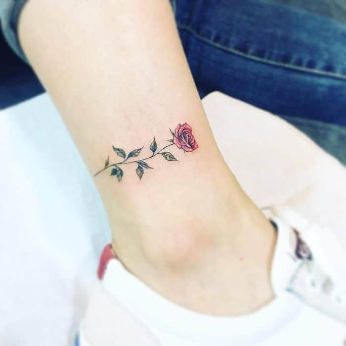 Pequeños Tatuajes Para Mujeres Y Sus Significados