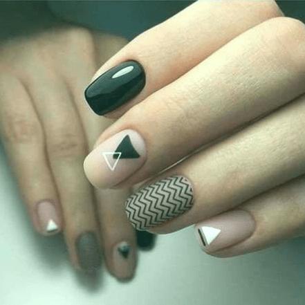Diseños De Uñas Para Las Manos Sencillas Decoración De Uñas