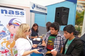 Sunass en Trujillo atendió a 618 usuarios en el primer trimestre del 2014 ¿Y en Virú quien supervisa a la JASS ?