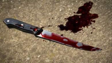 asesinato arma blanca