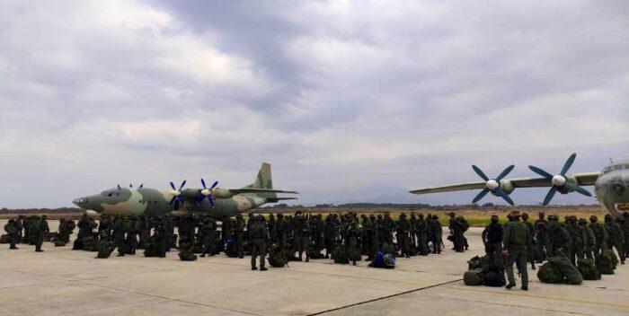 tropas venezuela