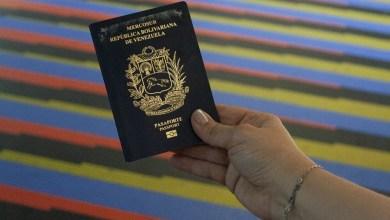 El Saime establece precios de los cuatro tipos de pasaporte