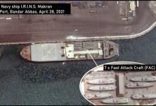 buque Iran