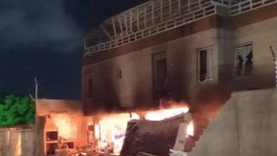 explosion Maracaibo