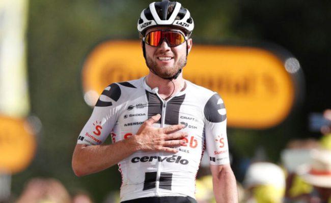 Marc Hirschi Se Lleva La Victoria En La Etapa 12 Del Tour De Francia Noticiclismo