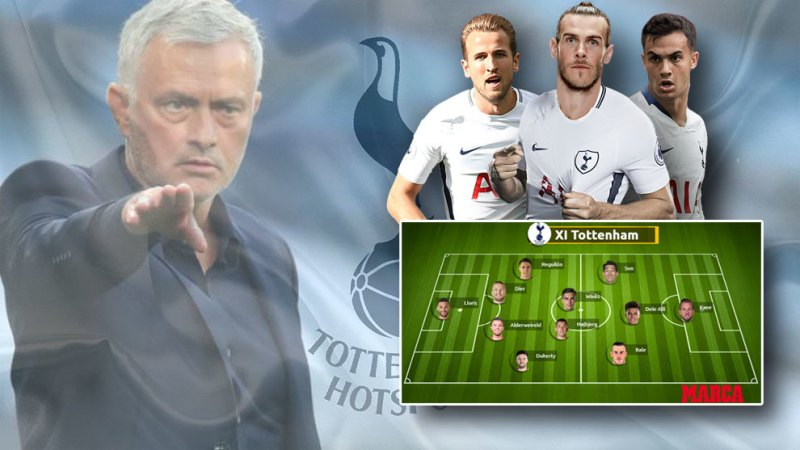 Tottenham's impressive XI with Bale: Could they compete for trophies?