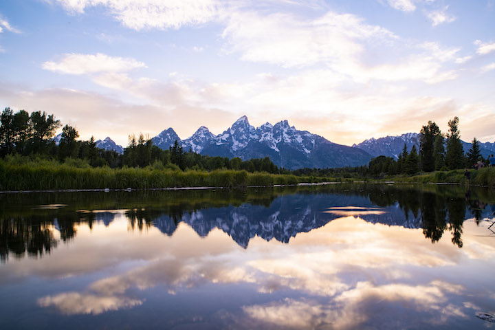 Grand Teton National Park, Wyoming. (Brand USA)