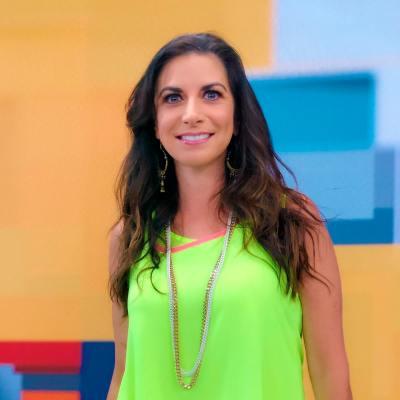 Viviana Martínez participa en el noticiario Al Aire con Paola de Noticieros Televisa