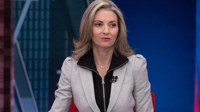 Ana Paula Ordorica es periodista de Foro TV