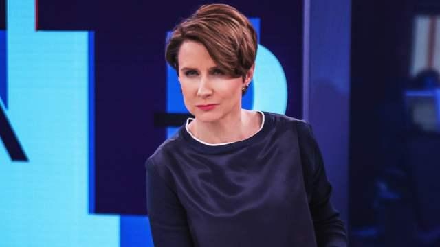 Denise Maerker es titular de En Punto de Noticieros Televisa