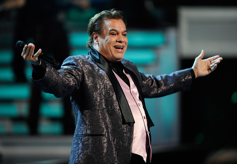Cristian Castro presenta su disco tributo a Juan Gabriel
