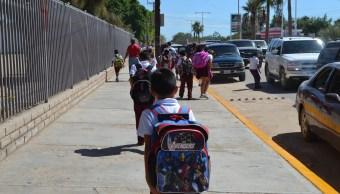 El lunes inician clases más de 25.6 millones de estudiantes