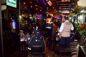 Clausuran bar en la colonia Juárez de la CDMX por anomalías
