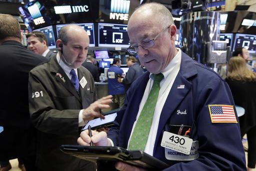 Operadores de Wall Street al inicio de la sesión bursátil (AP)