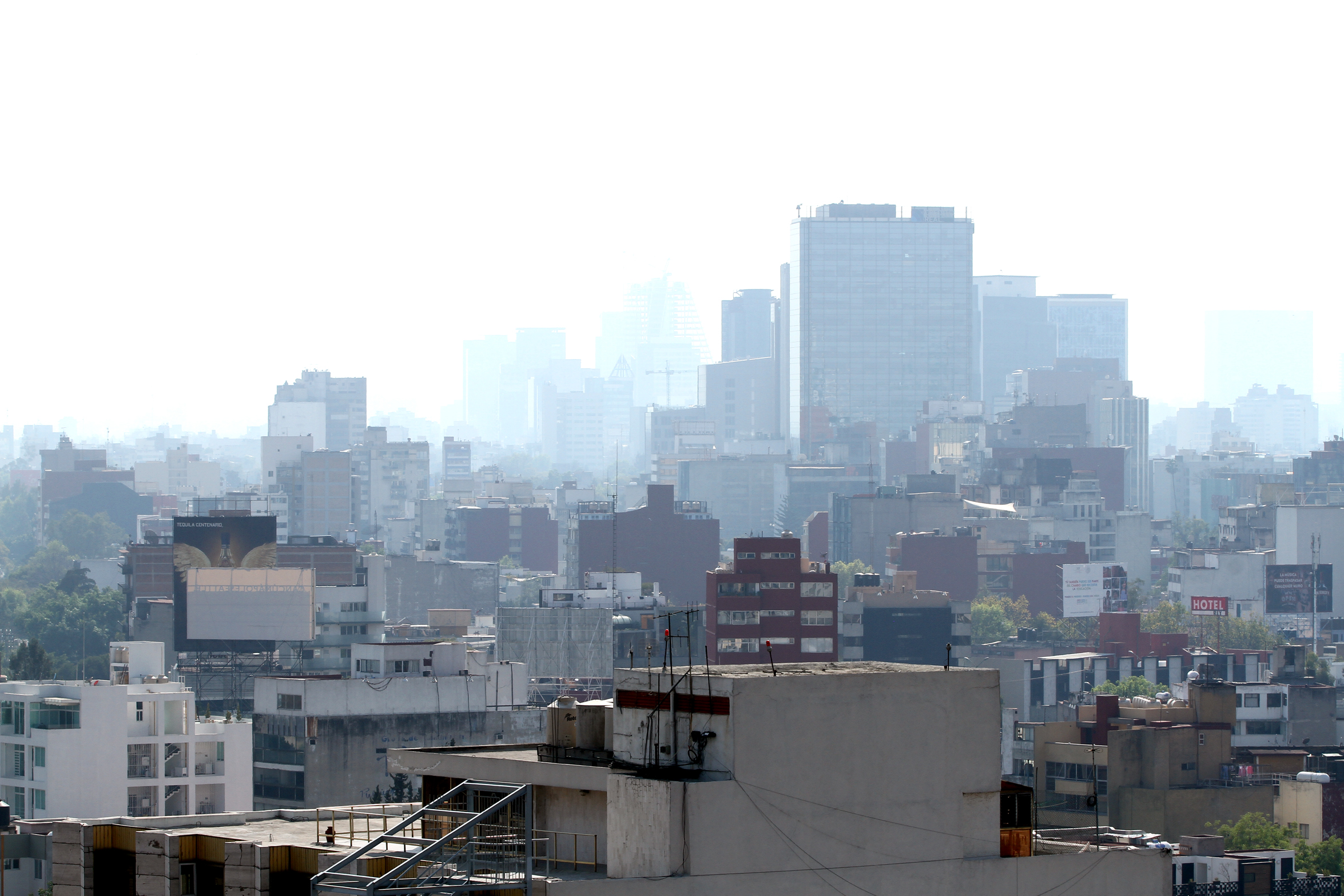 Contingencia ambiental se mantiene en el Valle de México: Came