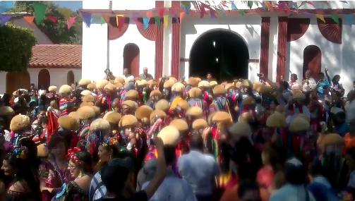 Inicia Fiesta Grande en Chiapa de Corzo, Chiapas