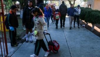 pasantes apoyarán la estrategia salud en tu escuela