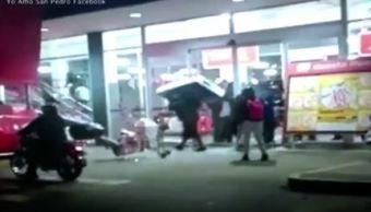 ANTAD reporta 250 tiendas saqueadas, en su totalidad
