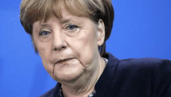Angela Merkel, canciller alemana (AP)