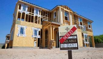 Vista de una casa en venta en Estado Unidos (AP)