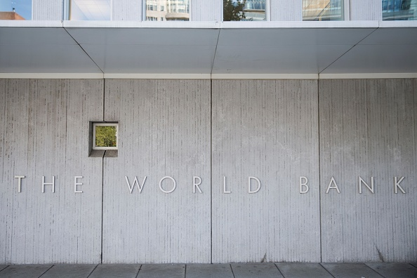 Fachada del Banco Mundial (Getty Images)