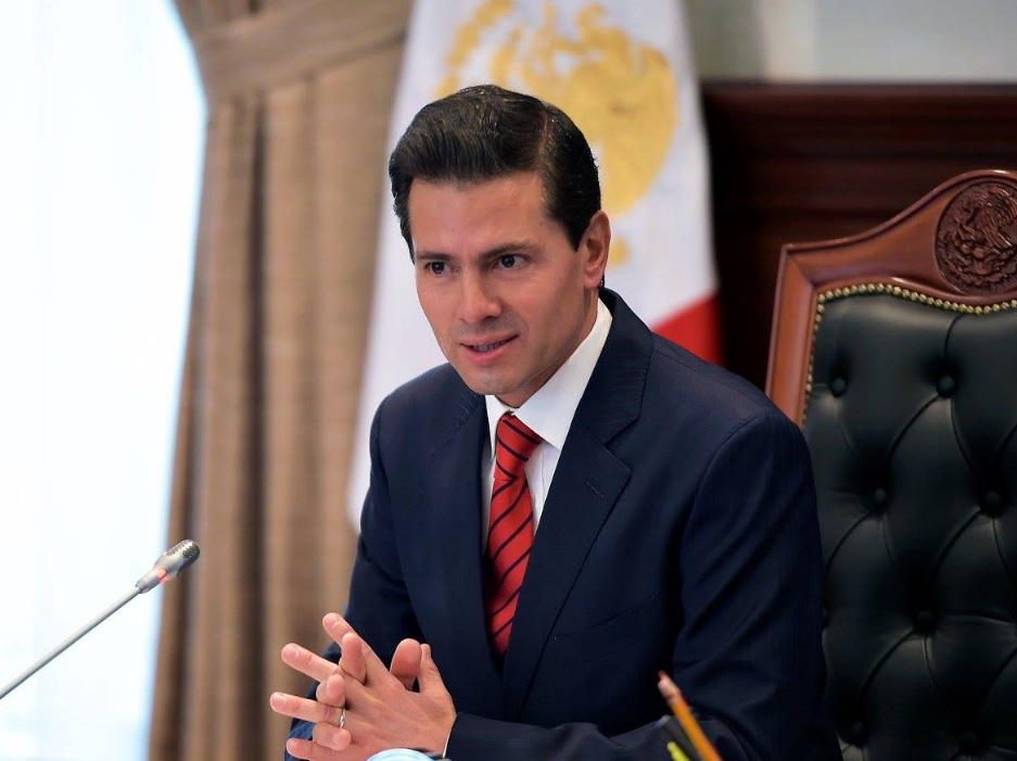 Quieren que hable Enrique Peña Nieto