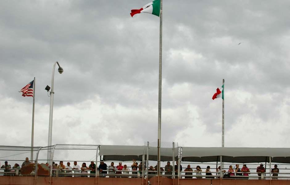 Frontera entre México y EU