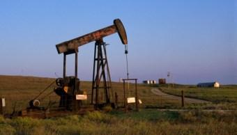 Vista de un pozo petrolero en Oklahoma, Estados Unidos (AP)