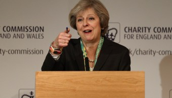 Theresa May, primer ministro de Reino Unido (Getty Images)