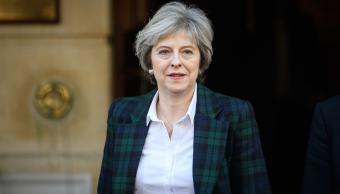 La primera ministra de Reino Unido, Theresa May (Getty Images)