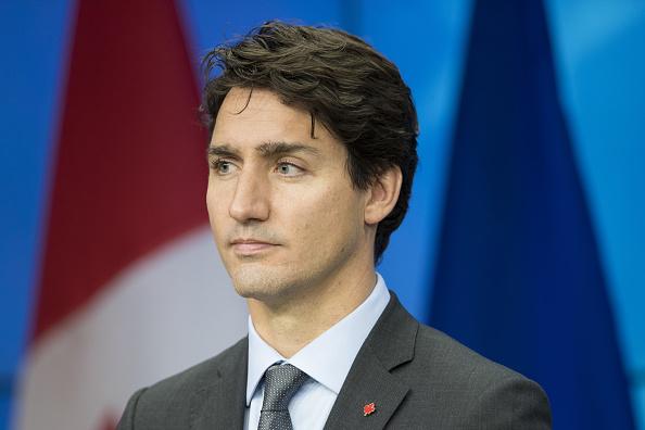 Justin Trudeau, primer ministro de Canadá (Getty Images, archivo)