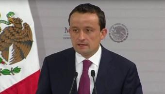 Mikel Arriola, director general del IMSS (Noticieros Televisa)