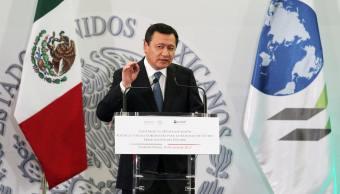 El secretario de Gobernación, Miguel Ángel Osorio Chong.(Notimex,archivo)