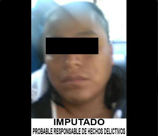 PGJ detiene a sujeto por violar a sus hijastras; una menor de 11 años quedó embarazada